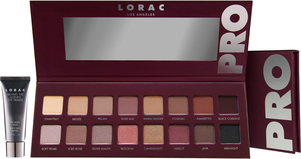 Lorac Pro Palette 4