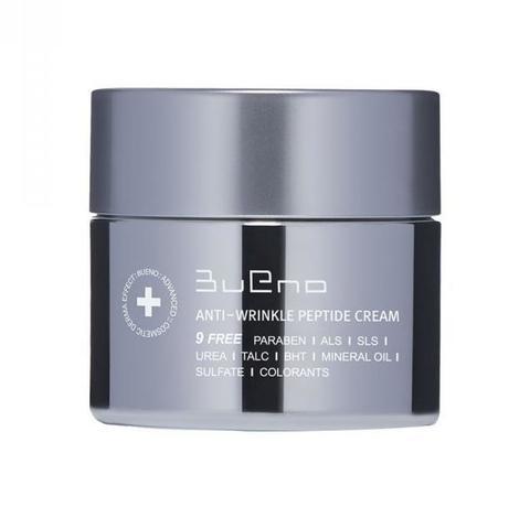 Bueno Anti-Wrinkle Peptide Cream пептидный крем против морщин с черным трюфелем