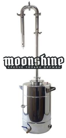 Самогонный аппарат Moonshine Medium кламп 1,5
