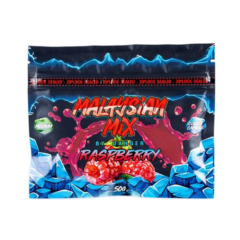 Кальянная Смесь Malaysian Mix 50 г Raspberry (Малина)