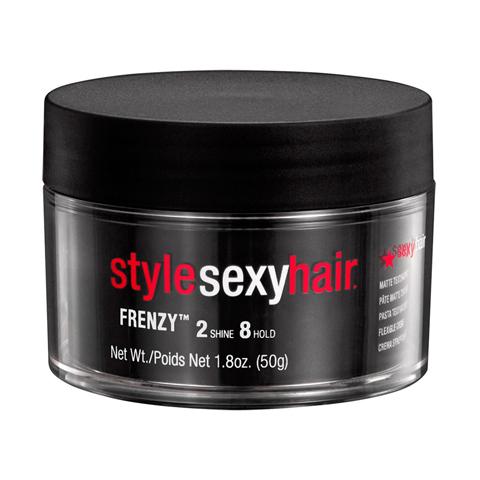 Sexy Hair Style: Крем текстурный для объема (Frenzy Matte Texturizing Paste), 50гр
