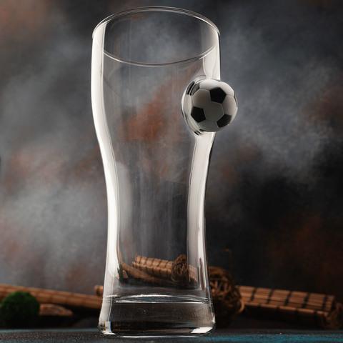Пивной бокал «Pub Football» крафт , 500 мл