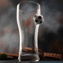 Пивной бокал «Pub Football» крафт , 500 мл, фото 1