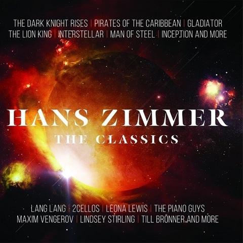 Виниловая пластинка. Hans Zimmer - The Classics
