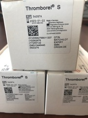 Набор Тромборель S,10х10 мл  Тромборель S (Thromborel S ), 10x10 мл  - Siemens Healthcare Diagnostics Products GmbH