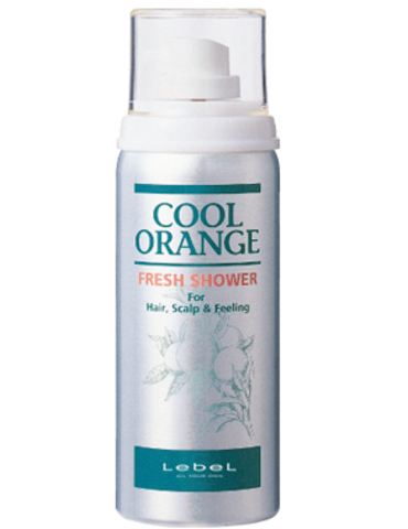 Освежитель  (Fresh Shower) для волос и кожи головы COOL ORANGE, 225 мл.