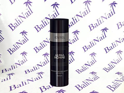 Бальзам-кондиционер для волос ESTEL ALPHA HOMME, 200 мл