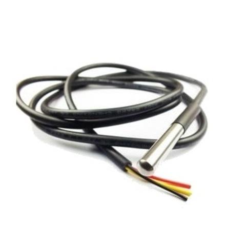 Термодатчик в металл.корпусе с кабелем 5м