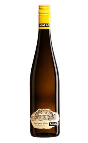 Вино Брункройц Совиньон Блан защ.наим.рег.Кремшталь бел. сух. 0,75 л 12,5% Австрия