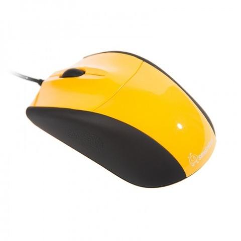 Мышь беспроводная SBM-325-Y желтый SMARTBUY