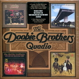 The Doobie Brothers / Quadio (Limited Edition Box Set)(Blu-ray Audio)