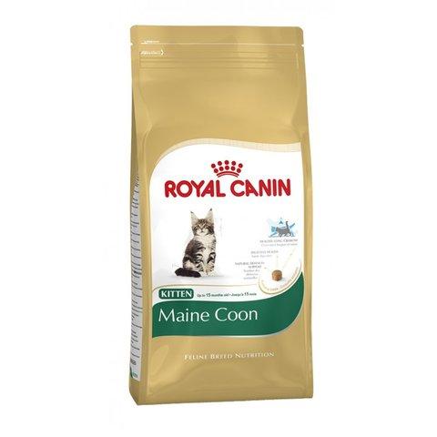 14 кг. ROYAL CANIN Сухой корм для котят породы мейн кун Kitten Мaine Coon