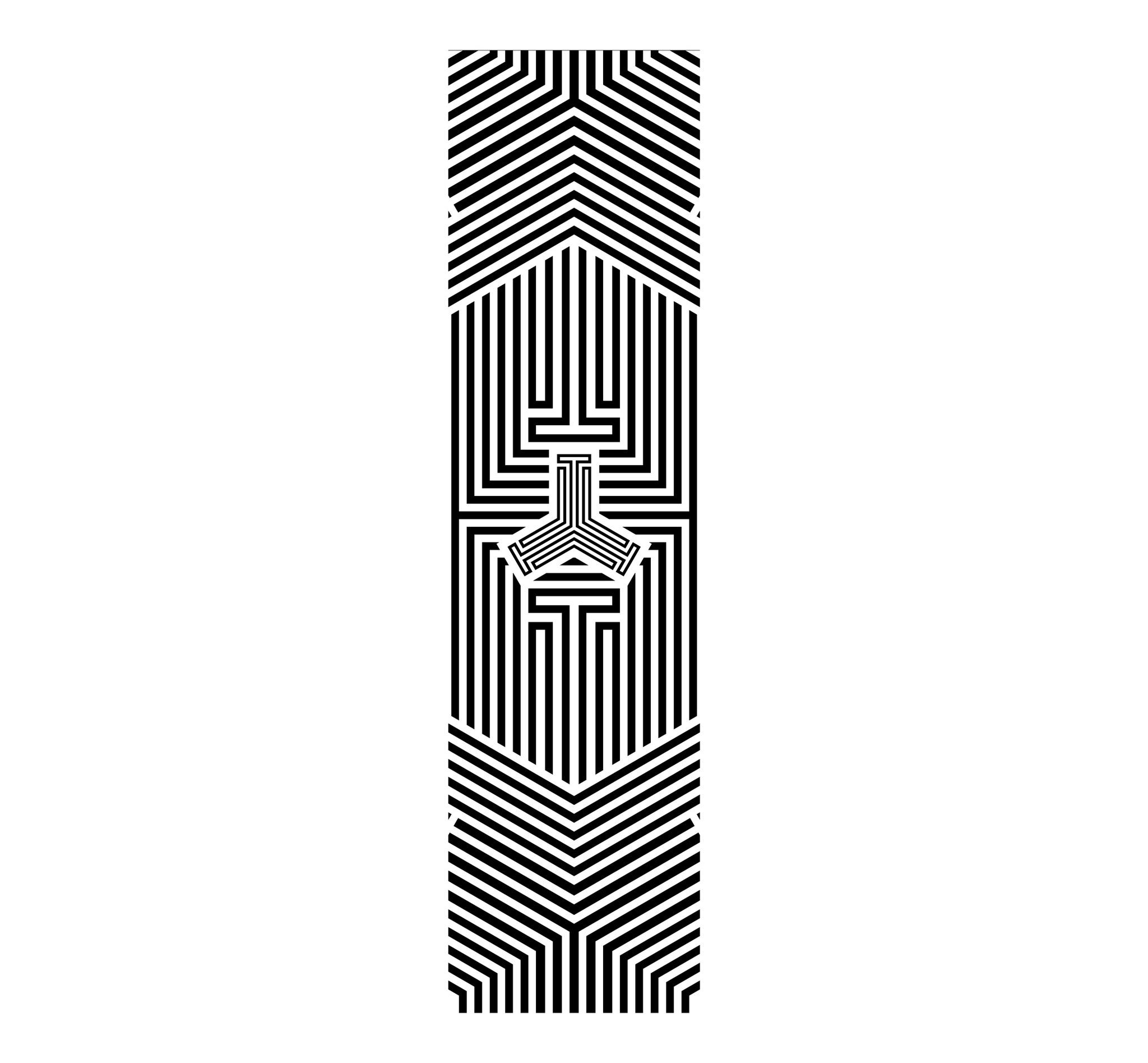 Наждак Triad Clear cast grip 23 x 6
