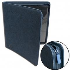 Blackfire - 12-Pocket Premium Zip-Album - Blue