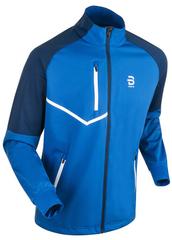 Куртка для Лыж и Зимнего бега Bjorn Daehlie 2021-22 Jacket Kikut Turkish Sea мужская