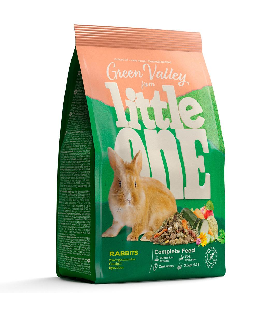 Корм Корм Little One «Зеленая Долина» для кроликов из разнотравья 31110.jpg