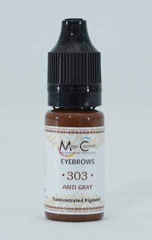Anti Gray №303 MagicCosmetic