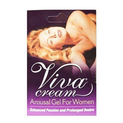 Пробник стимулирующего крема для женщин Viva Cream - 3 мл.
