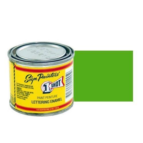 Эмали для пинстрайпинга Эмаль для пинстрайпинга 1 Shot Изумрудно-зелёный (Emerald Green), 118 мл EmeraldGreen.jpg