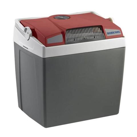 Автохолодильник MobiCool G26 AC/DC (12/230V), серый