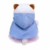 Кошечка Лили в накидке с капюшоном