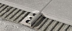 Профили/Пороги Progress Profiles Proterminal PTAC 20 для напольных покрытий из ламината, паркета, керамогранита, ковролина, линолеума