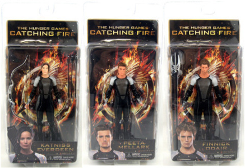 The Hunger Games Catching Fire Figure Series 01