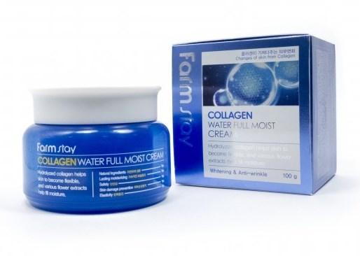 Коллагеновый крем для полного увлажнения COLLAGEN WATER FULL MOIST CREAM (100 g)