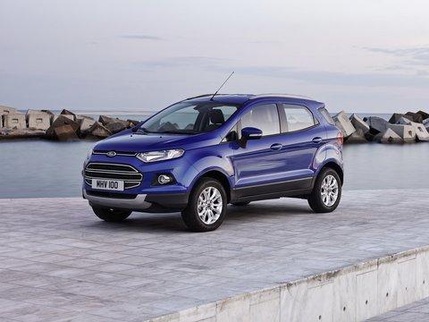Чехлы на Ford EcoSport 2014–2018 г.в.