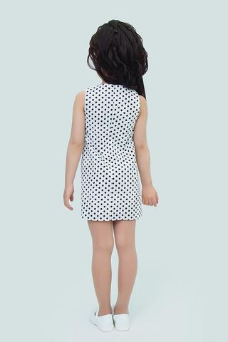 Платье детское + без дополнений (артикул 1Л6-3)