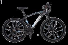 Велосипед Gestalt G-999 литые диски Черно-голубой