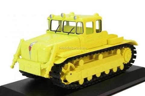Tractor DET-250 1:43 Hachette #28