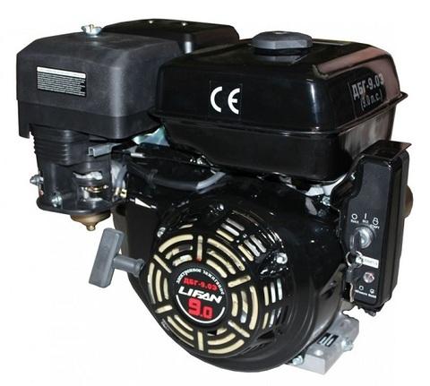 Двигатель LIFAN 177FD (9.0 л.с.) + электростартер