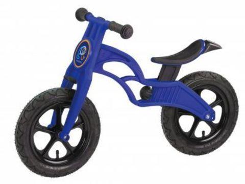 Беговел POPBIKE Flash с надувными колесами Blue