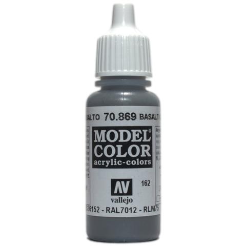 Model Color Basalt Grey 17 ml.