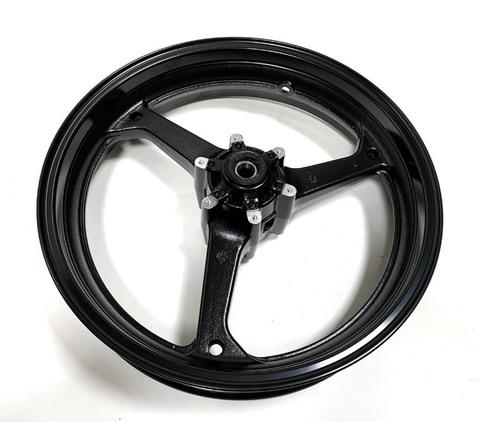 Передний колёсный диск Arashi для Honda CBR 600 RR 2007-2015 черный