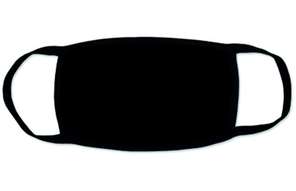 Гигиена Многоразовая повязка для лица (черная) maska-chernaya.jpg