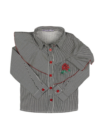Рубашка для девочки, BONITO KIDS