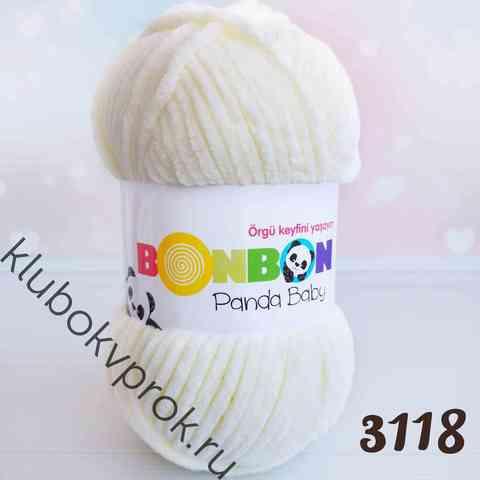 BONBON PANDA BABY 3118, Экрю