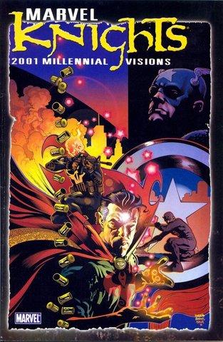Marvel Knight. 2001 Millennial Visions