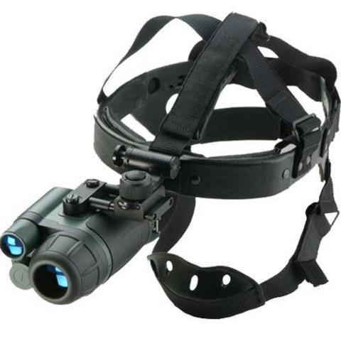 Прибор ночного видения Yukon NVМТ Spartan 1x24 с маской
