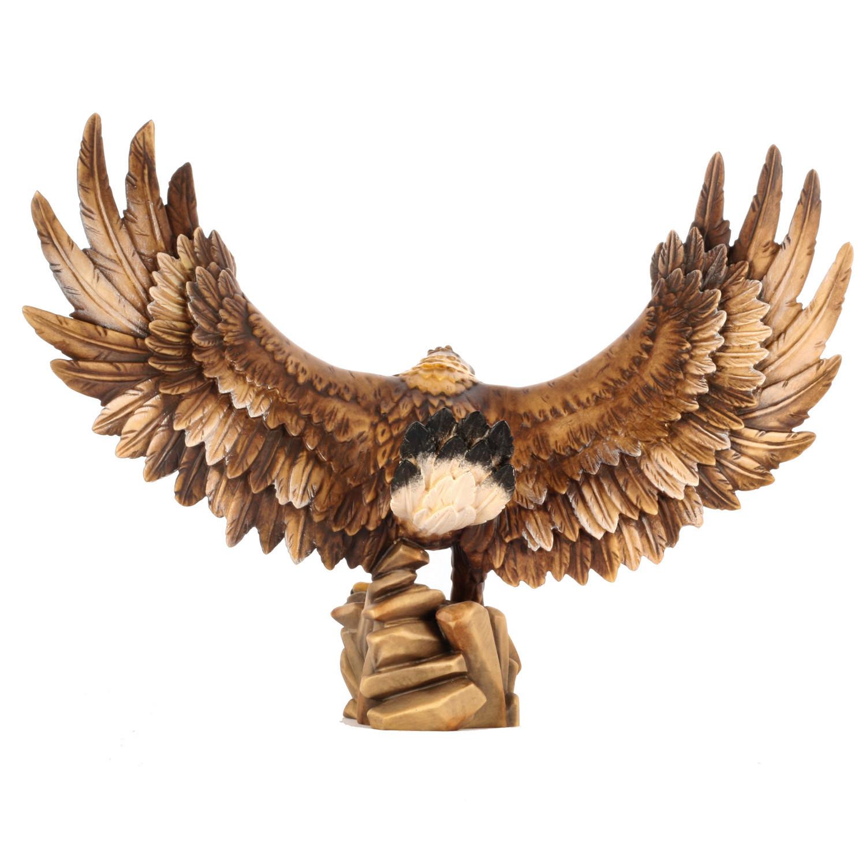 Статуэтка Орел с расправленными крыльями