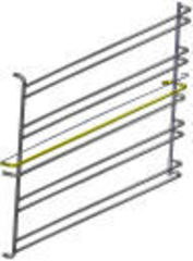 Стойка под противни и решетки (левая) Electrolux