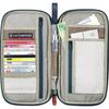 Органайзер Victorinox Lifestyle Accessories 4.0 с защитой от сканирования RFID, зеленый, 13x3x26 см