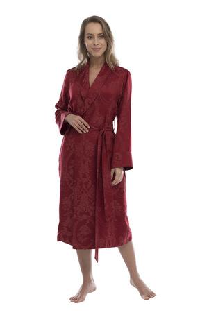 Bordeaux женский халат бордо Tivolyo Home Турция