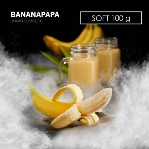 Табак Dark Side SOFT BananaPapa 100 г
