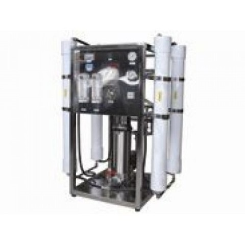 ARO-10000GPD - установка обратного осмоса с насосом (до 38000л/сут)