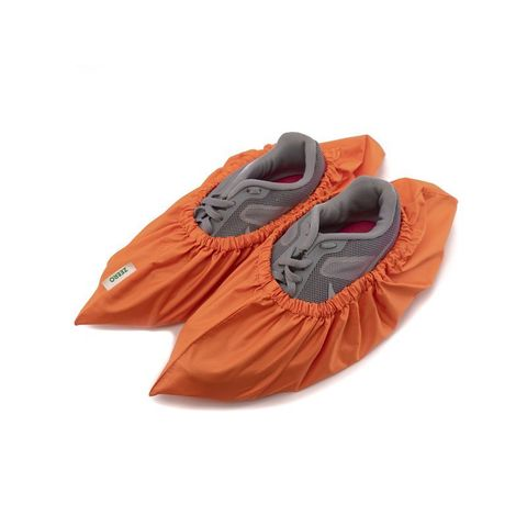 Многоразовые бахилы ZEERO Dewspo с мешочком, оранжевые