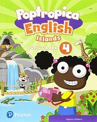 Poptropica English Islands 4 PB + OAC + GAC