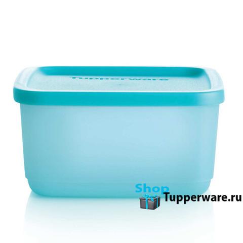Контейнер Кубикс в голубом цвете 650мл рис.2